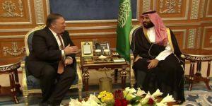 بومبيو يشكر الأمير محمد بن سلمان على دعم جهود المبعوث الأممي في اليمن