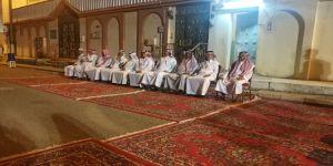 زوج شقيقة عضوشرف نادي الوحدة القوقاني آل شعبين إلى رحمة الله
