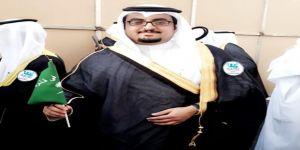 عبدالله النعيمي يحصل على درجة الماجستير بإمتياز مع مرتبة الشرف الاولى