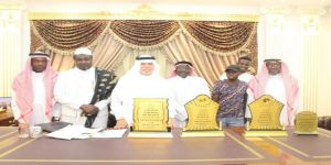 الرياضيون في مكة يكرمون سندي لدوره في خدمة الشباب