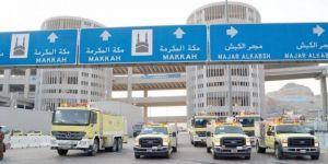 الدفاع المدني يعلن وظائف سائق نقل ثقيل مؤقتة خلال موسم الحج