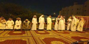 أسرة السويهري تتلقى التعازي في عبدالسلام