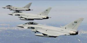 التحالف يعلن قصف أهداف نوعية بصنعاء.. ويطالب المدنيين بالابتعاد عن المواقع المستهدفة