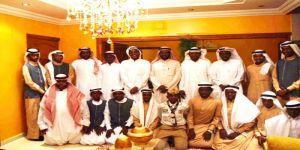 آسرة ال علي تقيم حفل معايدة لكشافة شباب مكة بمناسبة عيد الفطر