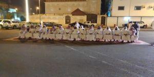 أسرة الأحمدي تتلقى التعازي في فقيدتهم آمنة