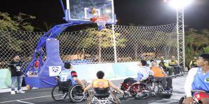 فعالية كرة السلة 3X3 تحفز أصحاب الهمم ببطولة ضمن موسم جدة