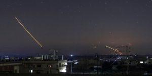إعلام النظام السوري: غارات إسرائيلية تستهدف جنوب سوريا