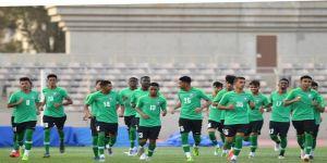 الأخضر يبدأ الاستعداد للآسيوية بمواجهة طاجكستان
