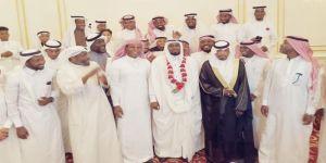 آل بلو يحتفلون بزواج شقيقهم عماد