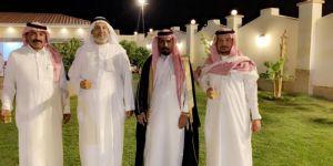 الشيخ سعيد بن شده الفهمي يقيم حفل عشاء محبة ضم عددا من شرائح ونخب المجتمع