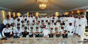 اللواء كسناوي يحتفي بكشافة شباب مكة المكرمة .. ويكرم الموهوبين والمتميزين