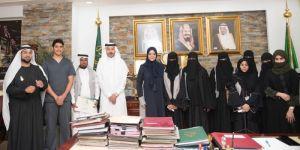 صحة مكة تكرم متطوعي الشراكة المجتمعية في الحج