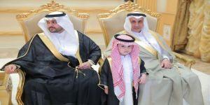 المربي الفاضل عايض السلمي يحتفل بزفاف إبنه رامي