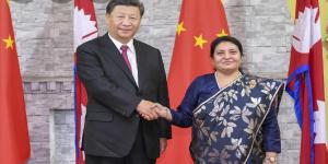 لصداقة طويلة المدى .. الصين ونيبال تتفقان على رفع مستوى العلاقات بينهما إلى شراكة تعاون استراتيجية