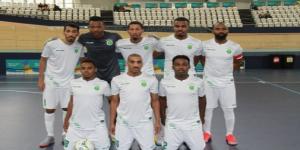 المنتخب السعودي لكرة قدم الصالات لذوي الإعاقة الذهنية يكسب نظيره الروسي في دورة الألعاب العالمية