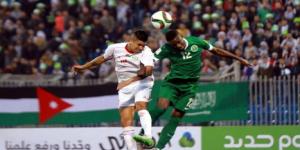 المنتخب السعودي يخوض مهمة صعبة أمام فلسطين