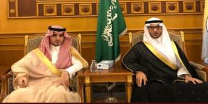 الأمير عبدالعزيز بن بندر يشرف حفل زواج الشاب سلطان بن حسين