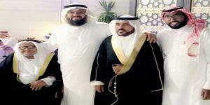 آل خواجه يزفون ابنهم محمد إلى القفص الذهبي