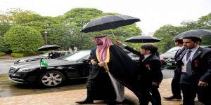 الأمير تركي بن محمد بن فهد يحضر مراسم تنصيب إمبراطور اليابان