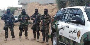 القبض على 10 أجانب حاولوا اجتياز الحدود الغربية نحو تونس