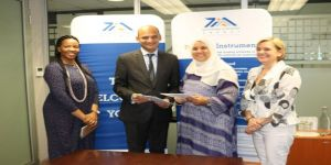 أكاديمية البحث العلمى المصرية ووكالة الابتكار والتقنية بجنوب أفريقيا .. يوقعان اتفاقية تعاون مشترك في دعم الابتكار