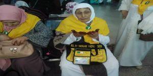 #عاجل جزائرية تعيد جوازت المملكة بالعمل على إصدار تأشيرتها يدويا .. وبث تشاركها فرحة وصولها مكة وأدائها عمرتها الأولى بعد 125 عاما