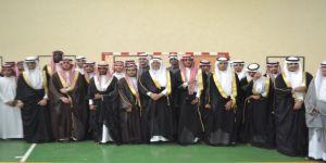 مدرسة القيروان الثانوية بمكة تزف 40 متخرج