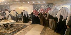 مجموعة أنوار طيبة تضئ إسماء حفل المهندس عبدالرحمن غوص