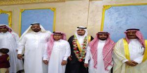 الشيخ أبو عقيله المجرشي يحتفل بزفاف نجله غازي