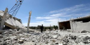 الأمم المتحدة تدين قتل وتشريد المدنيين في ادلب