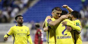 النصر يتأهل إلى نصف نهائي كأس خادم الحرمين الشريفين بفوزه على العدالة