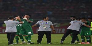 السعودي الأولمبي إلى نصف النهائي بعد فوزه على تايلاند