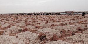 للحد من الزحام .. أمانة الرياض توجه بدفن الجنائز في مقبرة النسيم