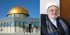الاحتلال تبعد خطيب المسجد الأقصى لمدة أربعة أشهر
