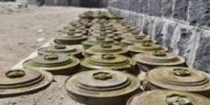 الأمن التونسي يعثر على 96 لغمًا أرضيًا ومواد لصنع المتفجرات وذخيرة بمحافظة قفصة