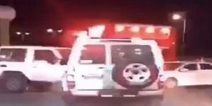 بالقوة الجبرية .. مرور القصيم يوقف قائد مركبة متهور داخل محطة وقود