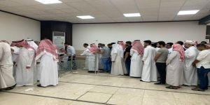 إيقونة العمل الإنساني وحبيب المكيين رحيل الوجيه المكي عبدالرحمن رجب
