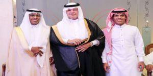 عسيري يحتفل بزفاف إبنه علي في مكة
