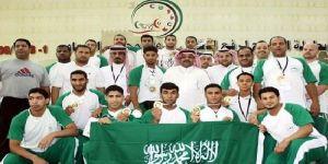 المنتخب السعودي لرفع الأثقال يفتتح غداً مشاركته في بطولة غرب آسيا بدبي