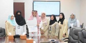 طبيبتان بمستشفى حراء حصلوا على شهادة المحترف المعتمد في جودة الرعاية الصحية CPHQ