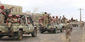 الجيش اليمني يشنّ هجومًا على مواقع ميليشيا الحوثي في الجوف اليمنية