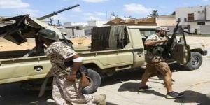 الجيش الليبي يعلن مقتل 10 جنود أتراك في ضربة دقيقة استهدفت مقراً تابعاً لهم في قاعدة معيتيقة العسكرية
