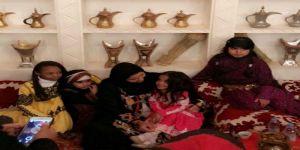 الأميرة الدكتورة أضواء تُكرم ذوي شهداء الواجب في مهرجان معية الخبراء٤ في القصيم