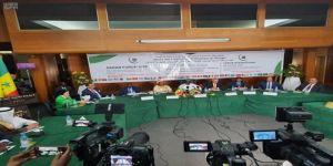افتتاح منتدى منظمات المجتمع المدني في مركز الملك فهد للمؤتمرات بالعاصمة السنغالية داكار