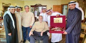 معالي الدكتور عبدالله نصيف يتسلم الرئاسة الفخرية لصندوق التمويل الكشفي العربي