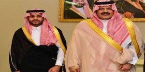 سمو أمير حائل وسمو نائبه يطمئنان على صحة مدير شرطة المنطقة