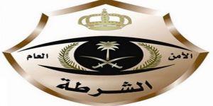 شرطة الرياض تلقي القبض على شخصين خالفا منع التجول ونشر مخالفتهما بمواقع التواصل