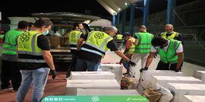جمعية سفراء التطوع توزع 500 سلة غذائية للمستحقين في حي القريات بجدة