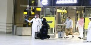 وصول رحلة سيدني إلى مطار الملك فهد الدولي بالدمام .. ضمن الرحلات المخصصة لعودة المواطنين من الخارج