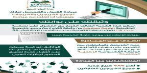 جامعة شقراء تطلق مبادرة وثيقتك على بوابتك